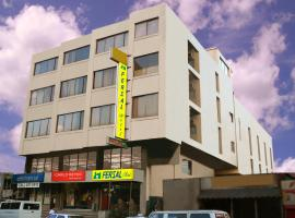 Fersal Hotel - P. Tuazon Cubao, מנילה