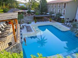 比尼根达瓦图尔科酒店, Santa Cruz Huatulco