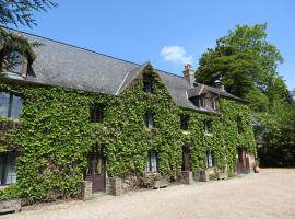 Hostellerie de l'Aubergade, Canapville