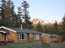 Jasper House Bungalows, Jasper