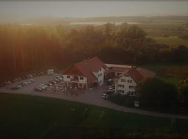 Traumhafte Ferienwohnung in d'Hütten, ראפנסבורג