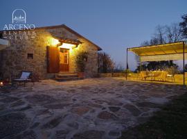 Villa Casanova, San Gusmè