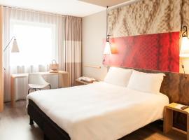 Hotel Brussels Erasme