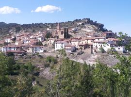 Casa Rural Era Ferre, Palanques