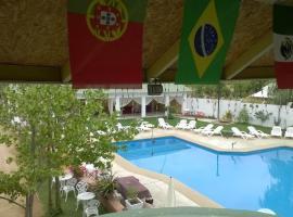 Llaverias de Cal y Canto Resort, Pelarco