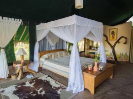 Kibo Safari Camp, אמבוסלי