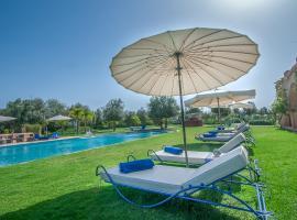 Villa Marco Au jardin des senteurs, مراكش