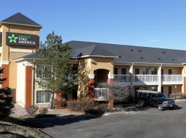 美国长住酒店 - 丹佛 - 科技中心南 - 因弗内斯, 世纪市