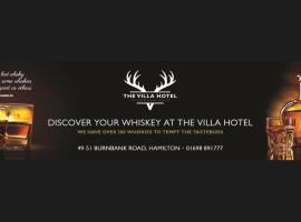 Villa Hotel, هاميلتون
