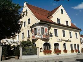 Hotel Gasthof zur Post, Munich