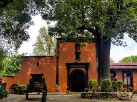 El Marques Hacienda, Guanajuato