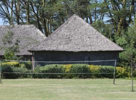 Cactus Eco Camp and Lodge, Elmenteita