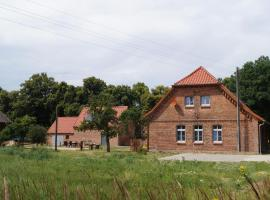 Ferienhaus Lübtheener Heide, Belsch