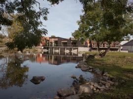 Eriksberg Hotel & Nature Reserve, Trensum