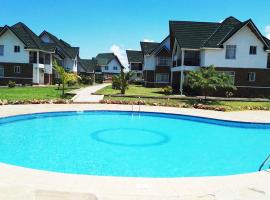 Blue water resort, Ukunda