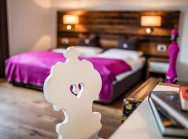 Hotel Andreas Hofer, Bruneck