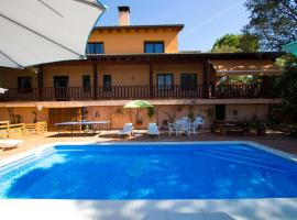 Villa Vallromanes, Sils