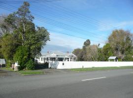 Pukepapa Lodge, Marton