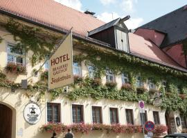 Altstadt-Hotel Zieglerbräu, Dachau