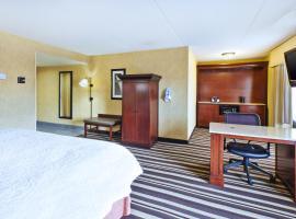 华盛顿杜勒斯国际机场南希尔顿恒庭酒店