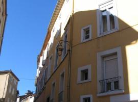 Le Saint Vincent, Foix