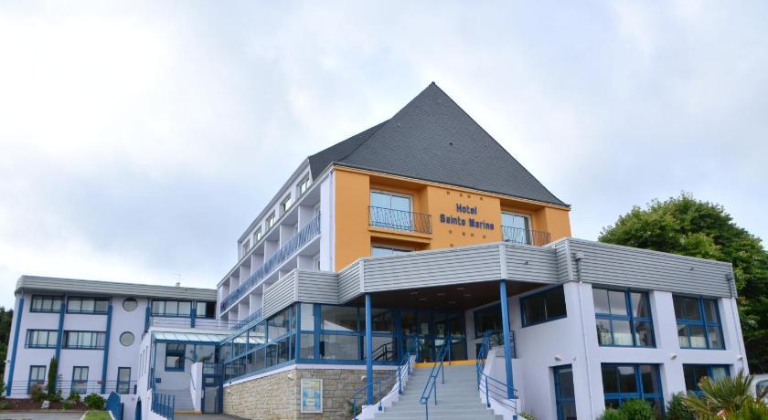 Hôtel-club Sainte-Marine à Morgat