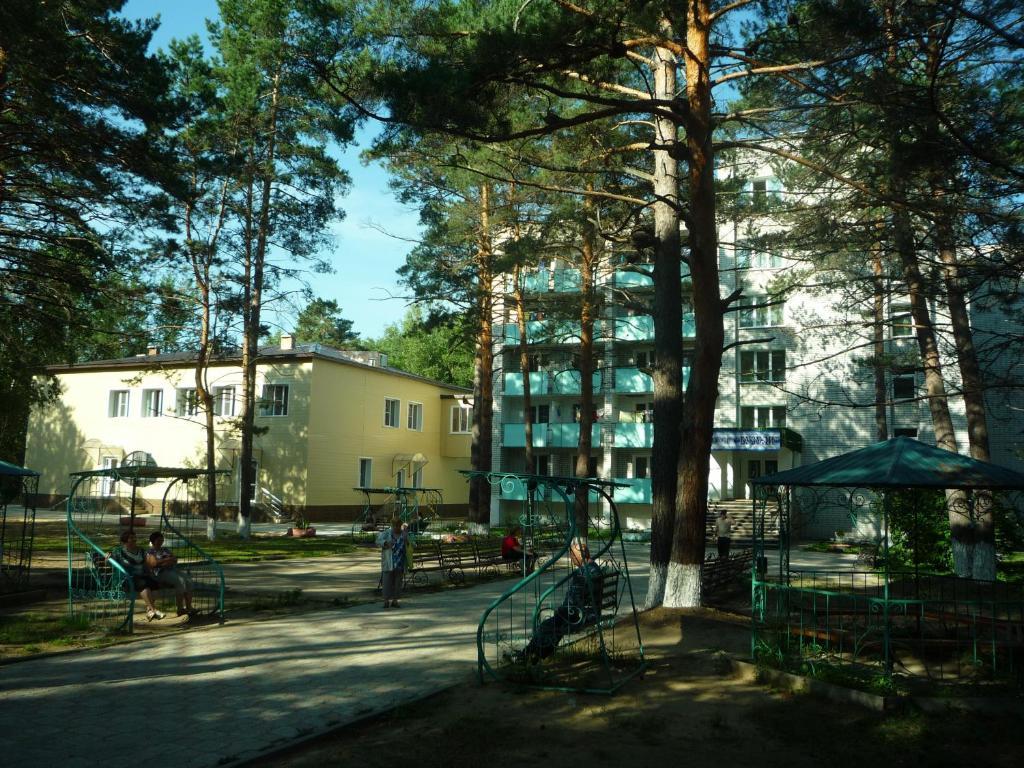 Отель Buzuli, Курган (Амурская область)