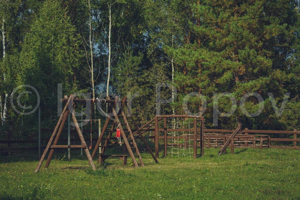 База отдыха Вятский Берег