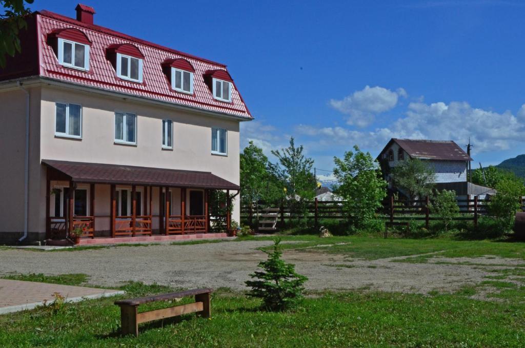 Гостевой дом Аммонит, Даховская