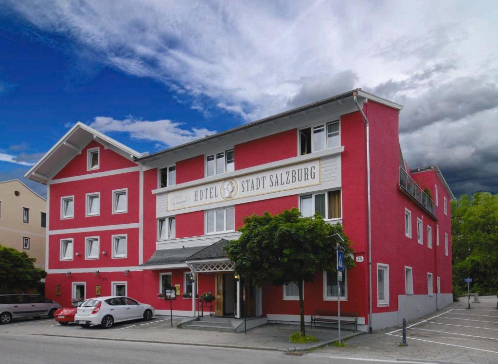 Hotel Stadt Salzburg, Бад-Ишль, Австрия