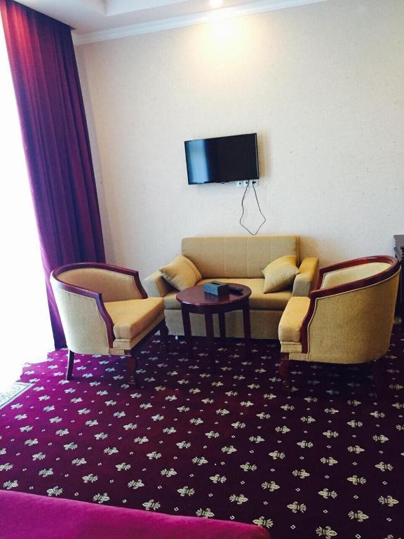 Отель Nairi