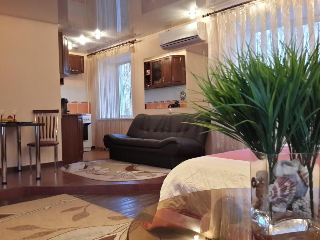 Апартаменты Студия Аллея Труда, Комсомольск-на-Амуре