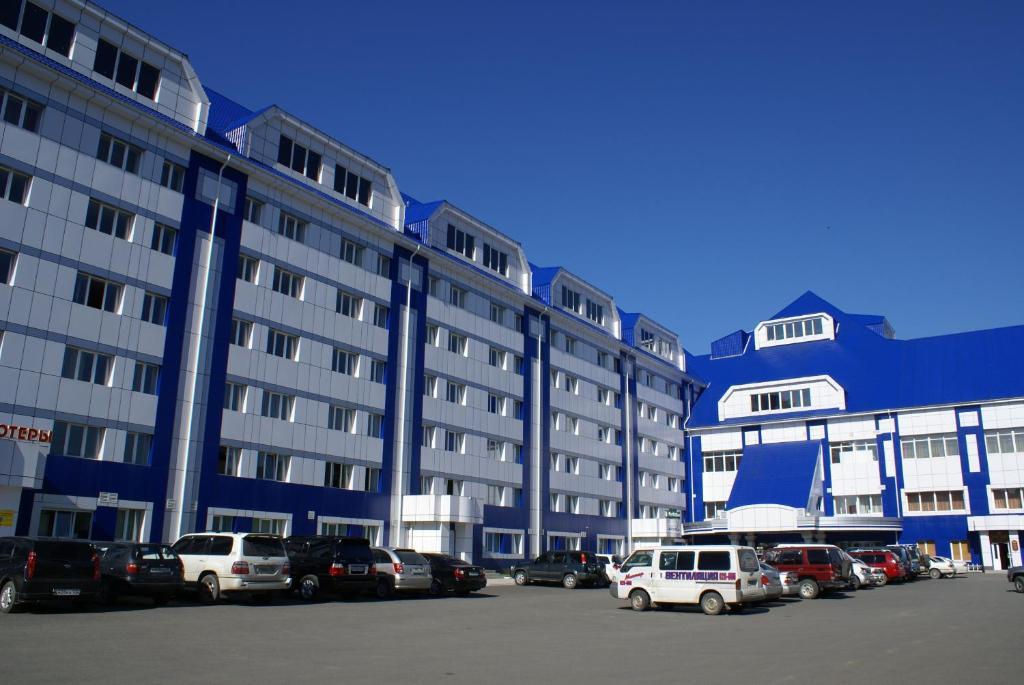 Гостиничный комплекс Горизонт, Находка