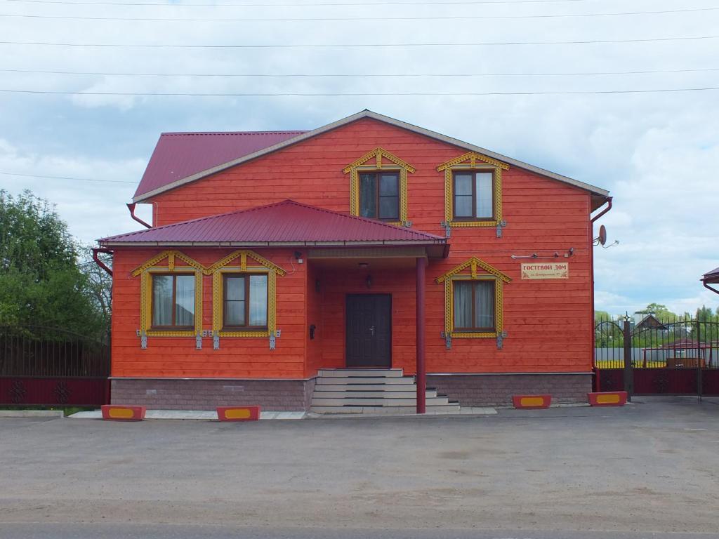 Отель Уютный теплый дом, Суздаль