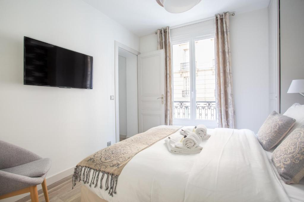 Appartement Parisian