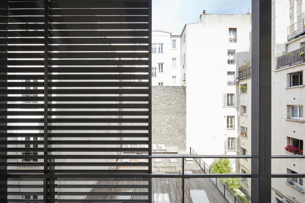 Appartement Cardinet