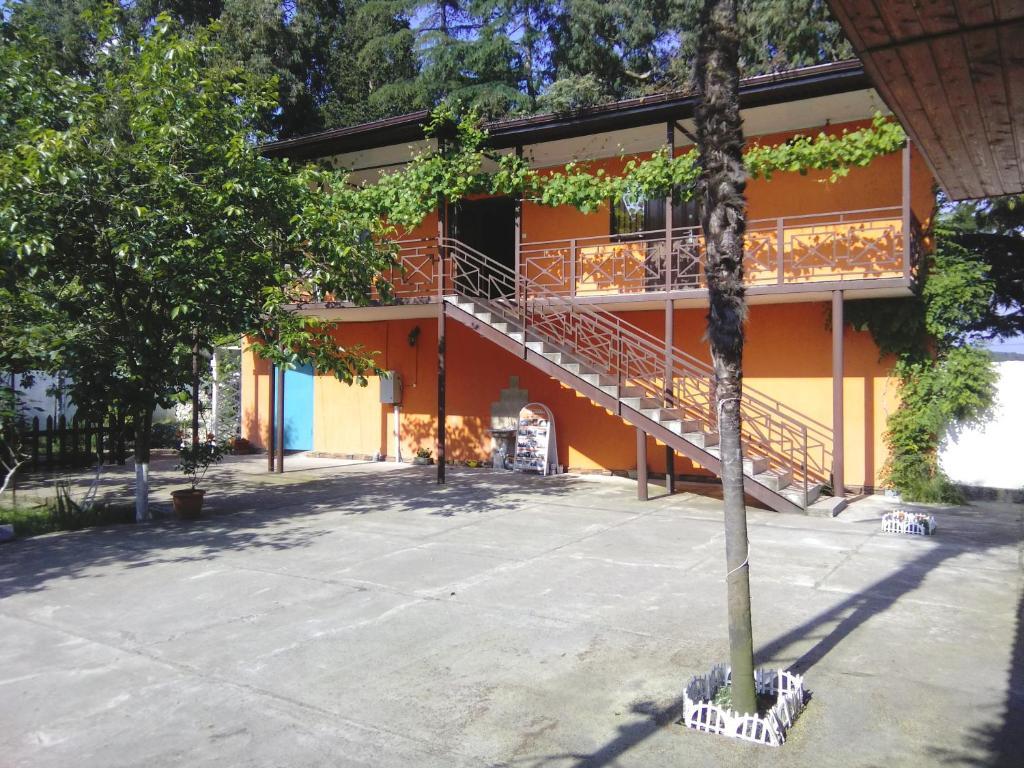 Гостевой дом Фазенда, Пицунда, Абхазия