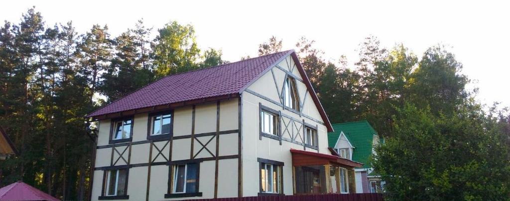 Гостевой дом Манжерок