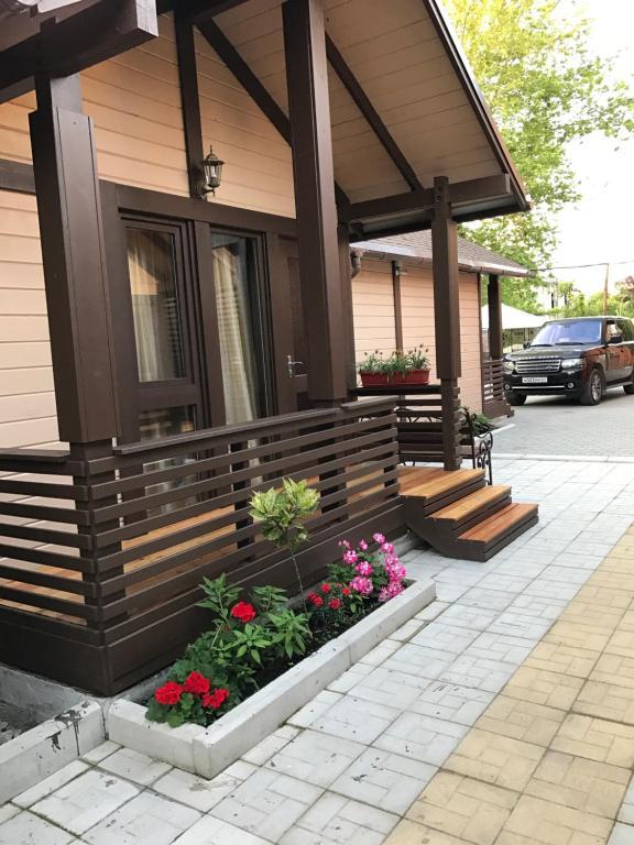 Гостевой дом На Возба 9а, Гудаута, Абхазия