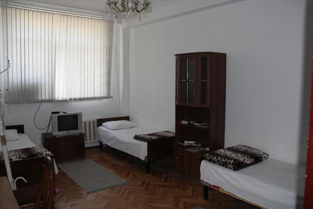 Отель Нафталан
