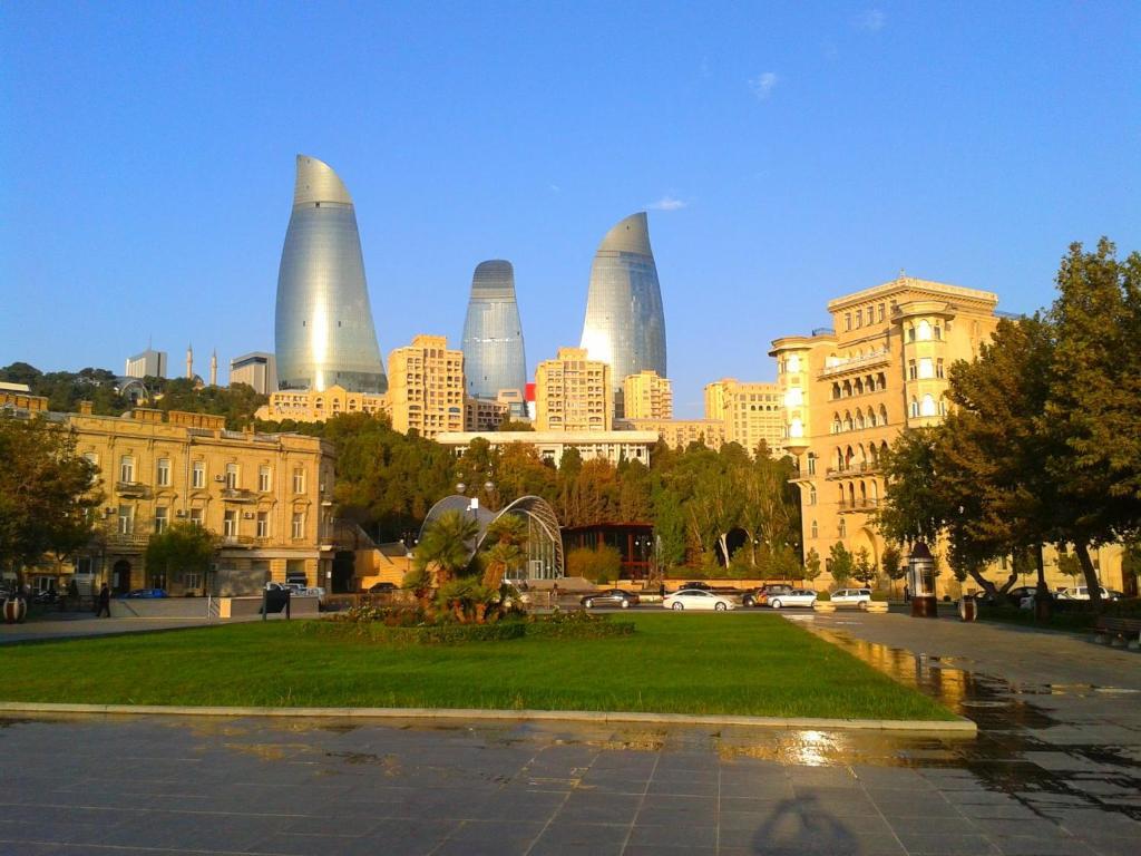 Апартаменты Family - 28 Mall, Баку, Азербайджан
