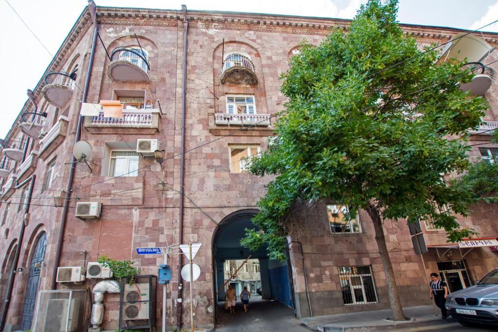 FlatsInYerevan - Pushkin Street Apartments