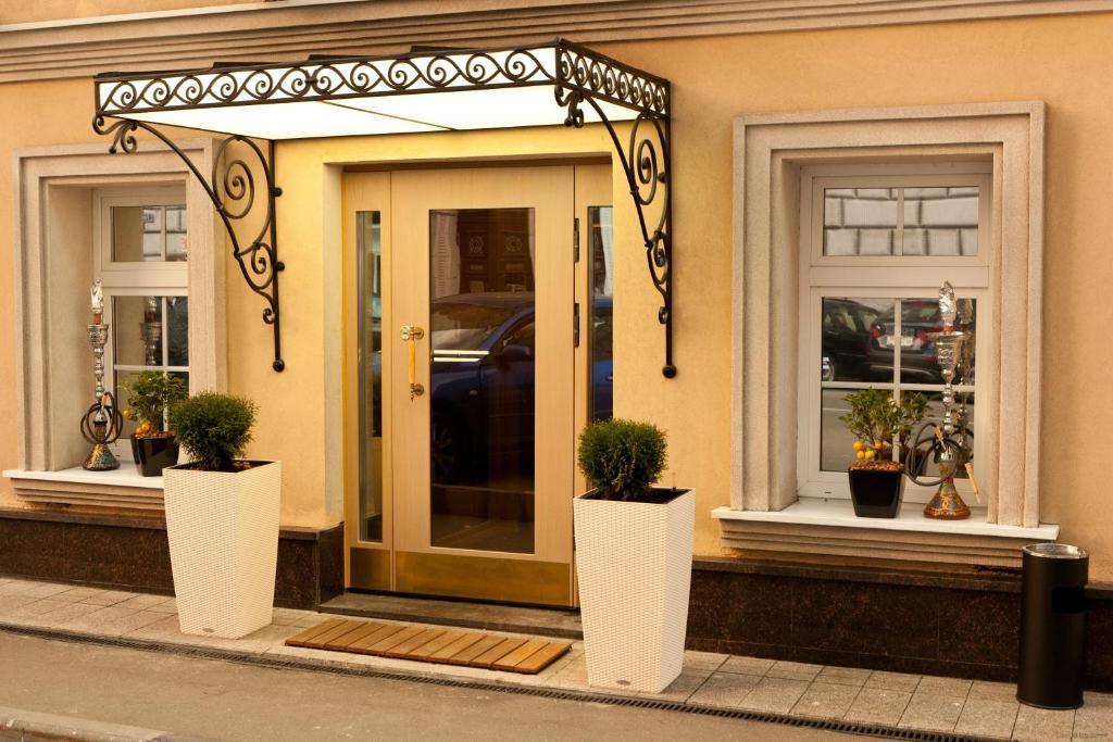 Отель Лангуст, Москва