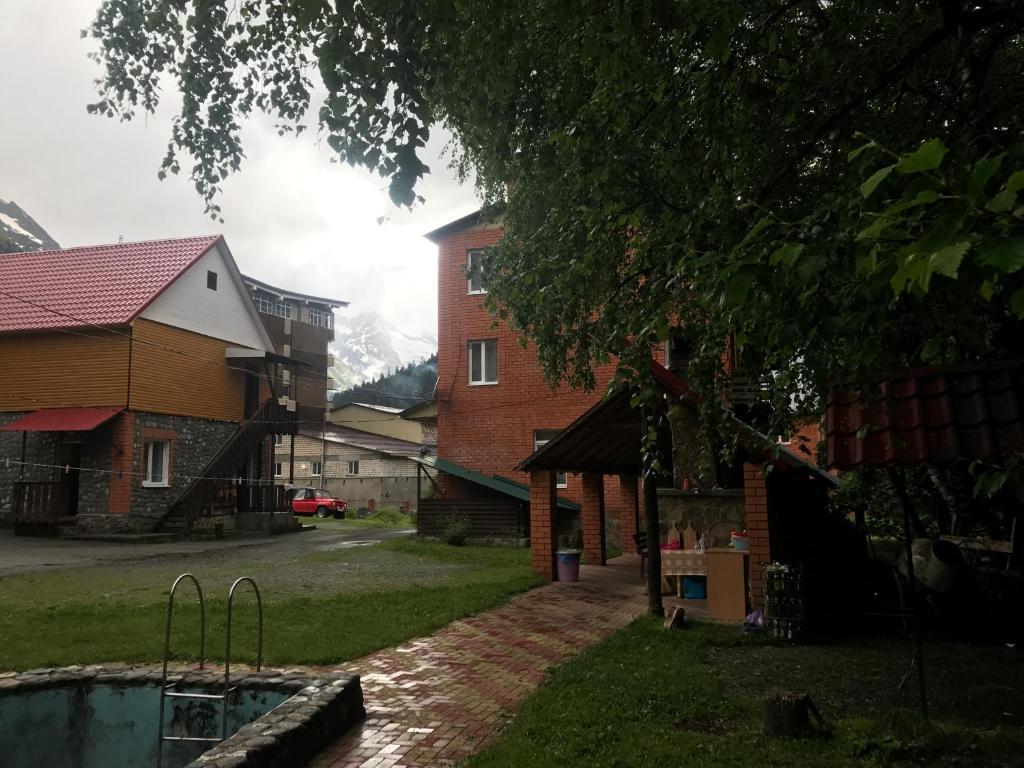 Отель Лотос, Домбай