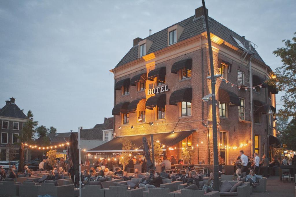 Hanze Hotel Zwolle, Зволле, Нидерланды