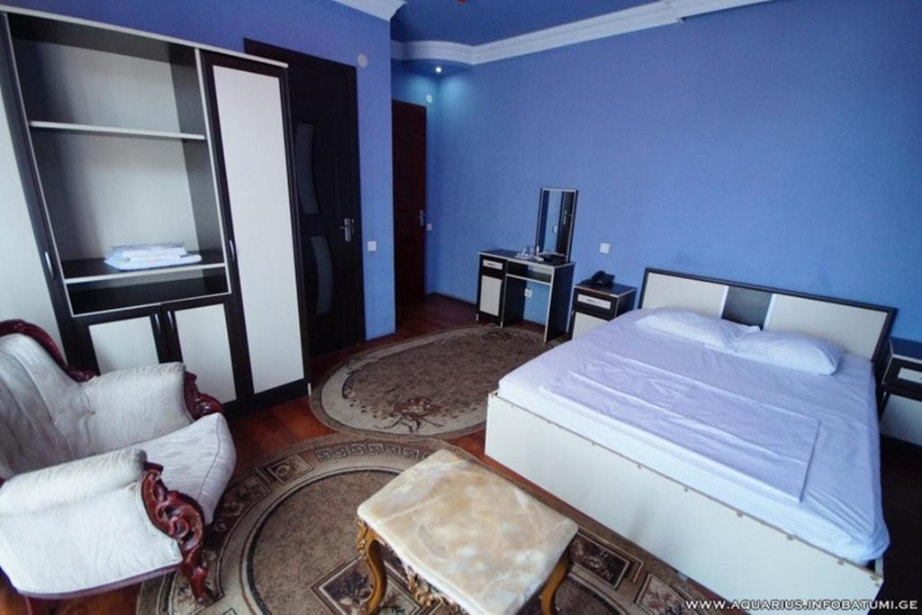 Отель Аквариус