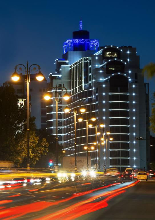Отель Qafqaz Baku City and Residences