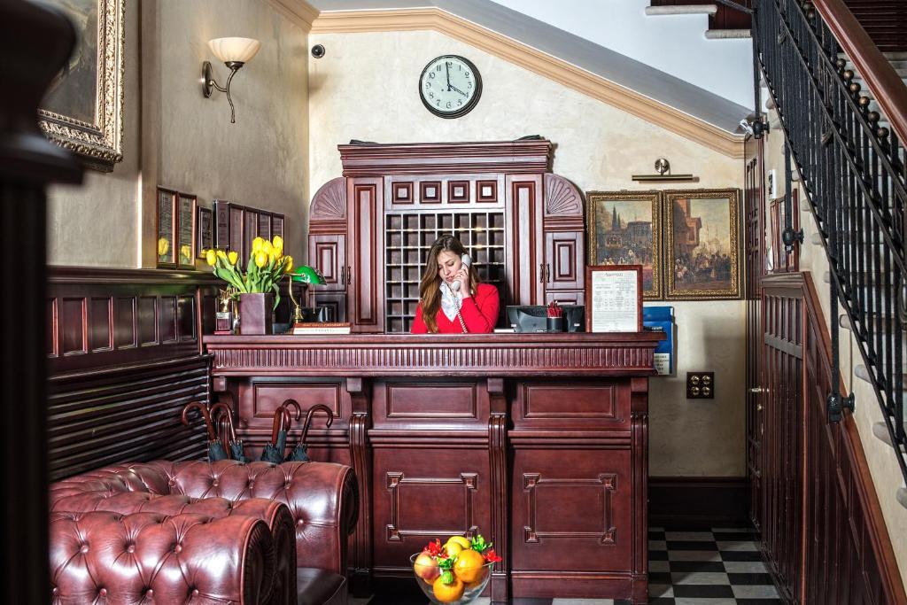 Отель Айвазовский, Одесса, Украина