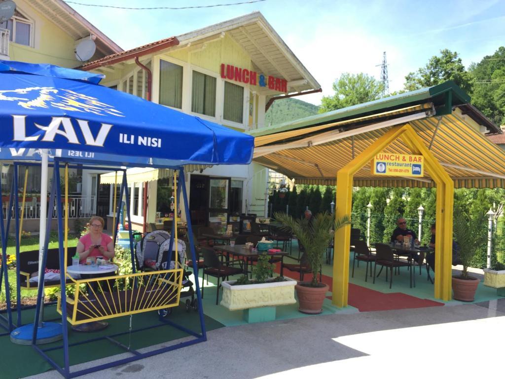 Motel Lunch & Bar, Озеро, Босния и Герцеговина
