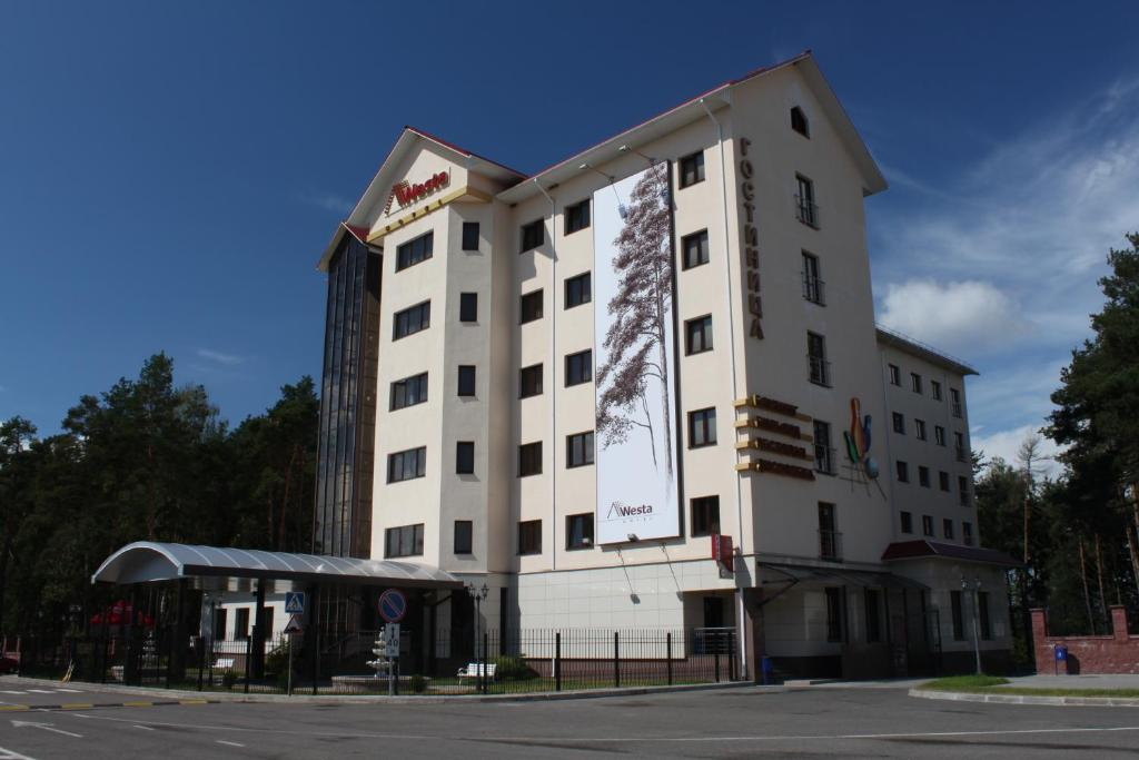 Гостиница Веста, Дзержинск, Беларусь